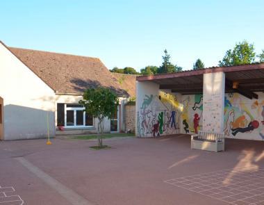 Ecole de Thoury-Ferrottes