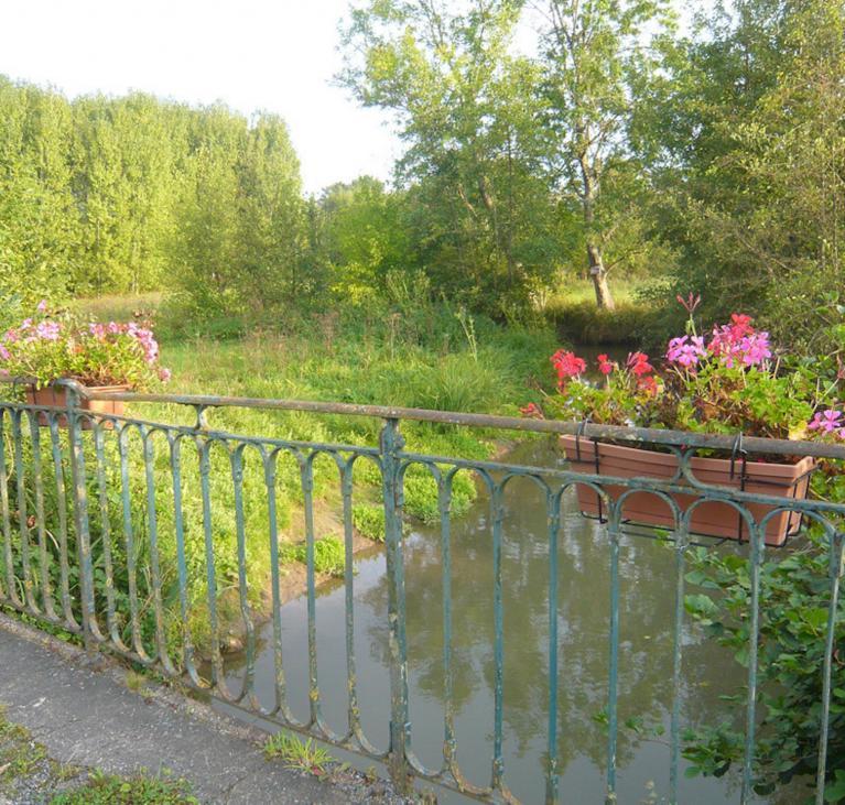 Pont fleuries
